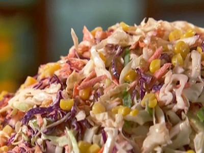 Post image for Summer BBQ Fun – with Yummy Coleslaw