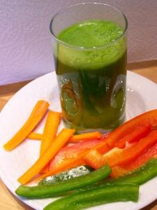 Pineapple Kale Juice Drink