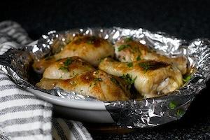 Smitten Kitchen Buttermilk Roast Chicken