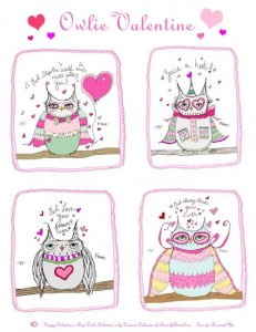 A FancifulTwist-Owlie-Valentine